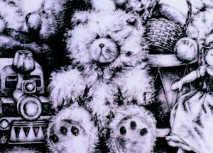 Theodore - Children's Book Illustration by Jacqui Grantford