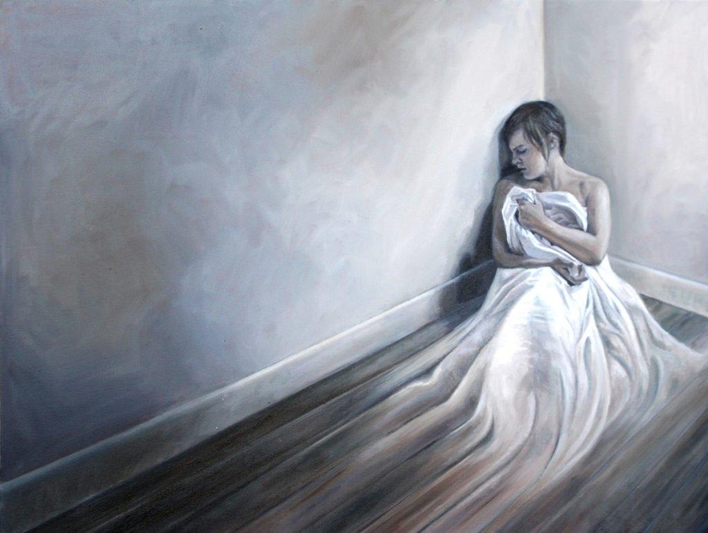 Fine art - Identity, 100cm x 77cm, Oil on Canvas