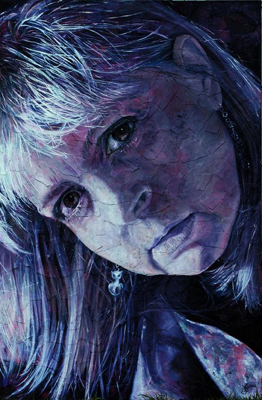 Self Portrait in Collage